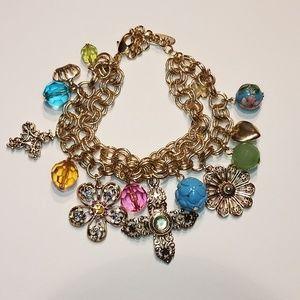 Jewelry - 4 for $20-Charm bracelet NWOT